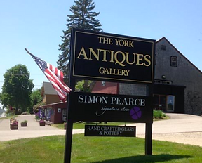 Antiques in Southern Maine