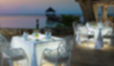 Viewpoint Hotel, Jamaica, Beach Dining