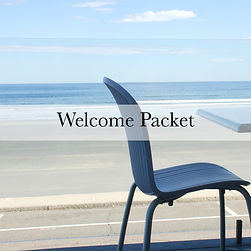 Welcome Packet for Stones Throw Hotel in York, Maine