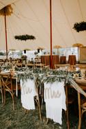 Wedding Decor Ideas for Tented Wedding   New England Outdoor Wedding Venue