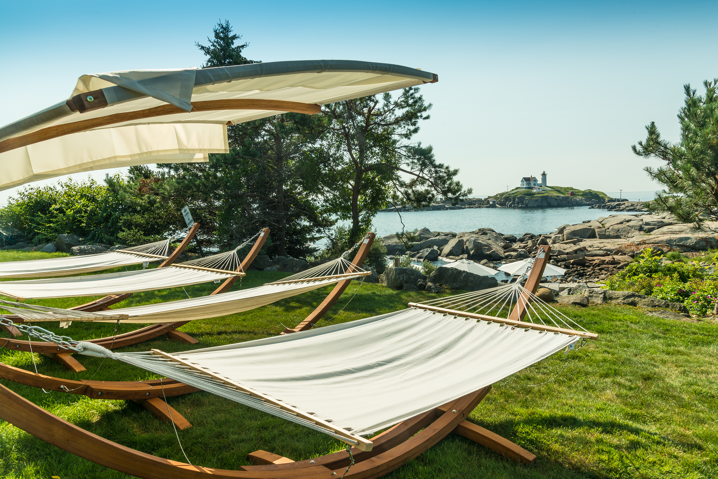 ViewPoint Hotel, York Maine, Hammock
