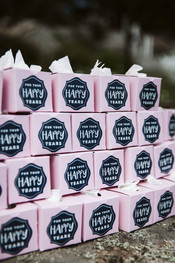 Wedding Favor Ideas   For Your Happy Tears