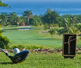 Viewpoint Hotel, Jamaica, Golf