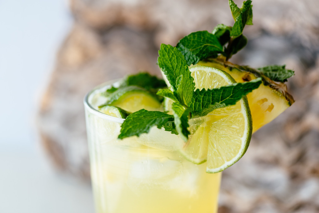 Best Mojito and Painkiller drink at this York, Maine restaurant | Stones Throw Restaurant