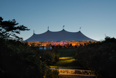 Outdoor Wedding Venue in York Beach, Maine for up to 150 guests