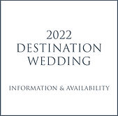 2022 Destination Weddings at The ViewPoint- Information and Availability