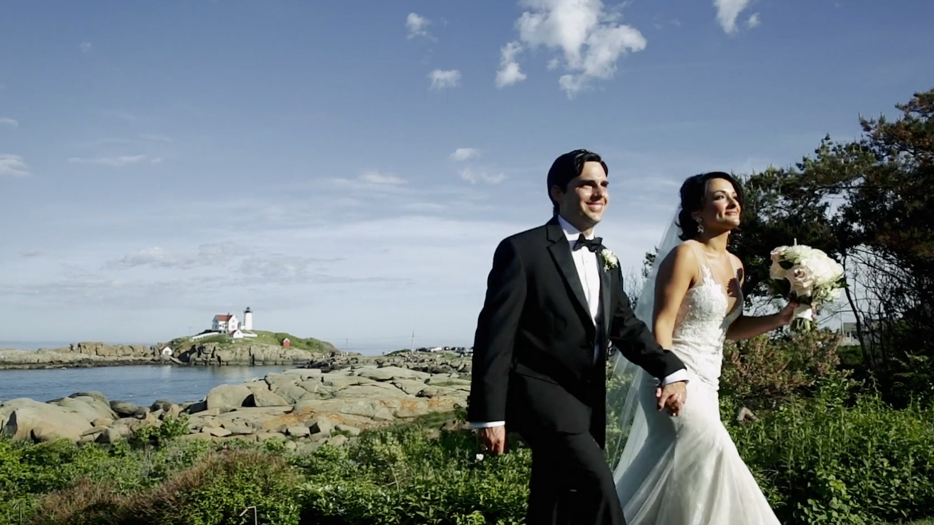 Nubble Lighthouse Wedding