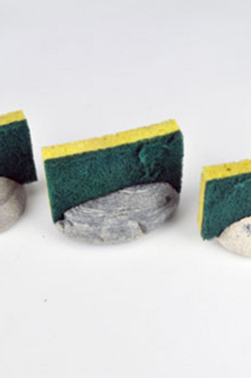 Stone Business Card/Sponge Holder