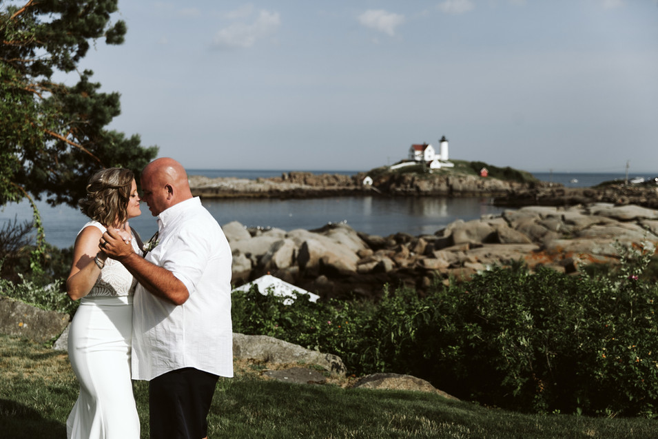 Nubble Lighthouse Wedding Venue