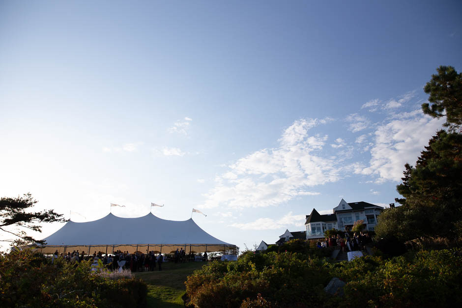 Sperry Tent Seacoast and The ViewPoint Hotel, York Maine