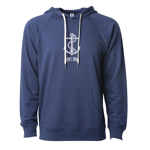 Stones Throw Pullover Hoodie
