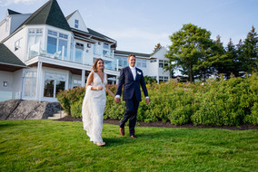 Outdoor Wedding Venue in Maine Accomodating up to 150 Guests