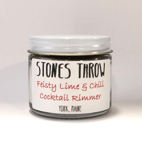 Stones Throw Feisty Lime & Chili Cocktail Rimmer