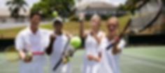 Viewpoint Hotel, Jamaica, Tennis