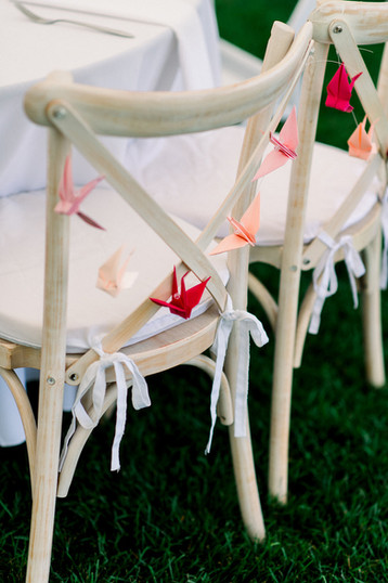 Shades of Pink Wedding Decor Ideas | Nautical Wedding Venue in Maine