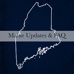 Maine Updates and Changes