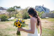 Sunflower Wedding Bridal Bouquet