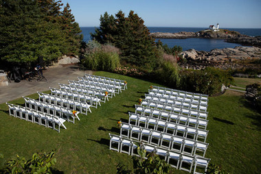 Oceanfront Wedding Venue with a View in Maine