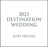 Suite Pricing for 2021 Weddings at The ViewPoint