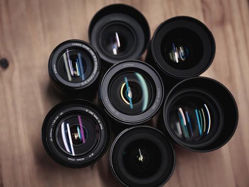 Las cinco distancias focales básicas. Por Xatakafoto