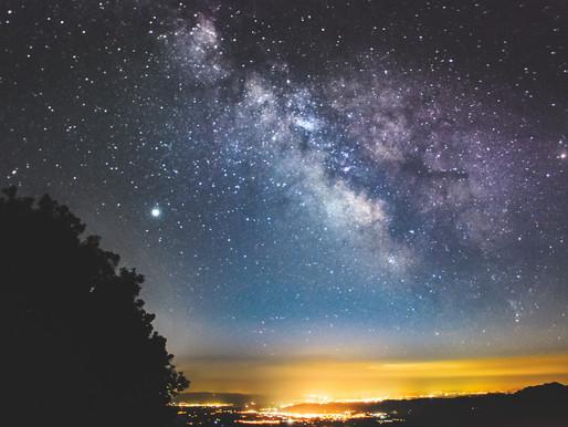 Fotografiar la Vía Láctea con un Equipo Básico: ¿Es Posible? Por DZoom