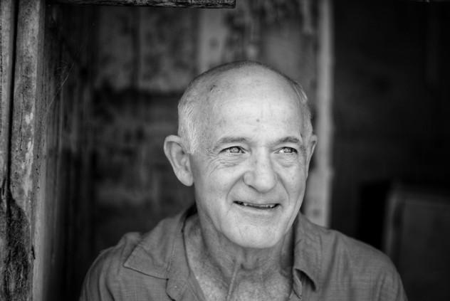 Australian actor  Roger Smith