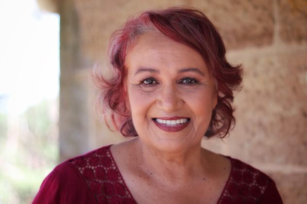 Author, Beryl Crosher-Segers