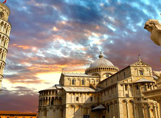 Photowalk por Pisa (Escapada desde Florencia)