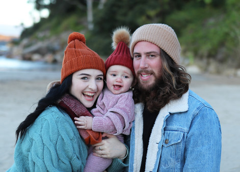 Winter Family Shoot!