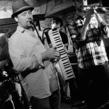 Hangmen with Melodica