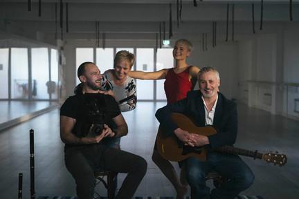 Jill,Lynn, Micky & Brendan