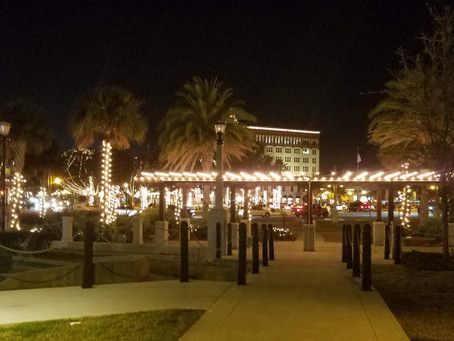 St. Augustine, Florida - A Chesapeake Cruiser's Winter Haven.
