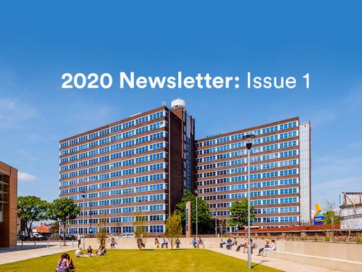 2021 Newsletter: Issue 1