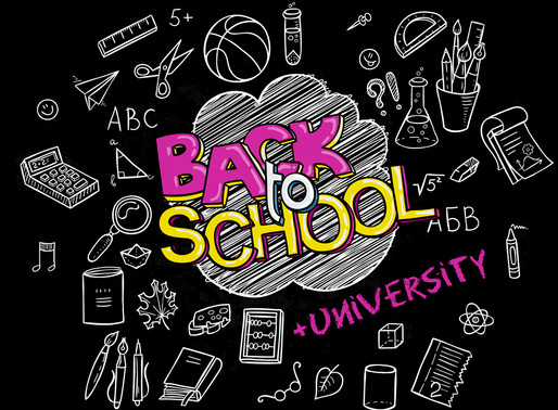 Back to School (and University!)