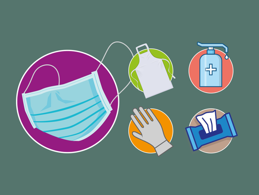 PPE & Wellbeing Products