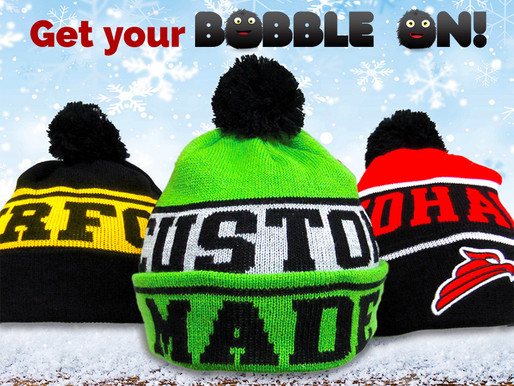 Get your bobble on!