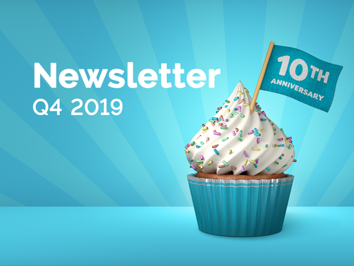 End of Year Newsletter: 10th Birthday