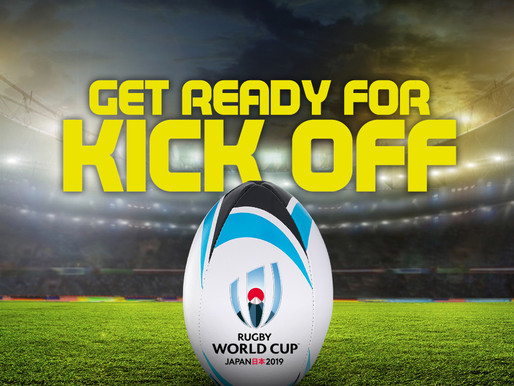 Rugby World Cup Product Ideas
