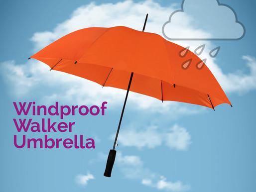 Windproof Walker Umbrella