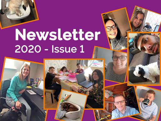 2020 Newsletter: Issue 1
