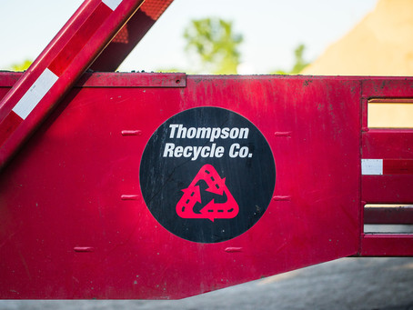 Thompson Recycle Launches New Website!