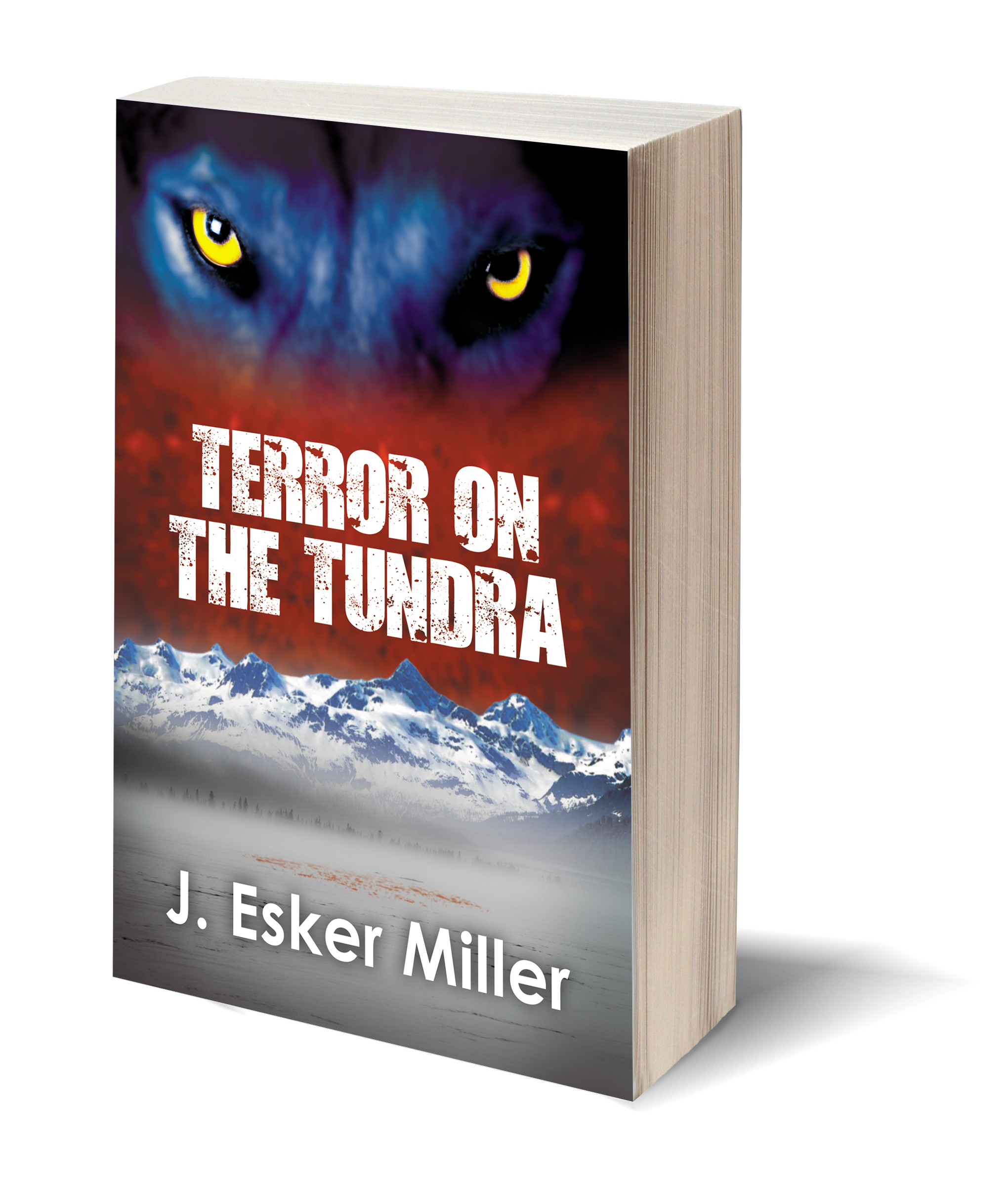 3D-terror on the tundra