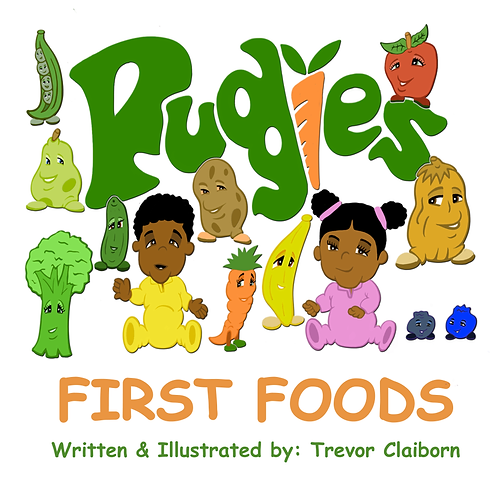 Pudgies: First Foods