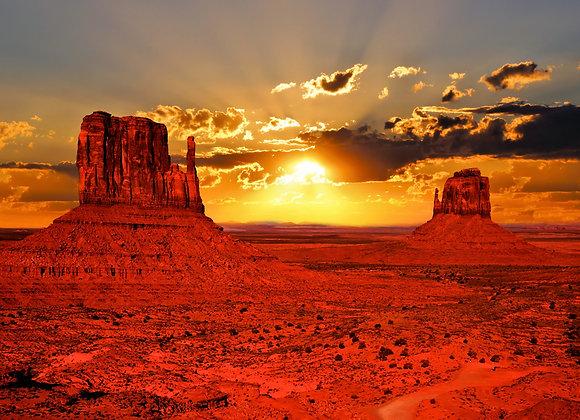 Monument Valley Non-Rider Week One Deposit