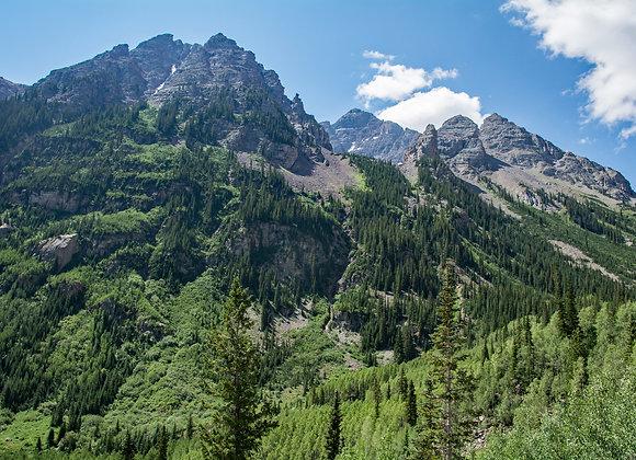 The Rocky Mountains Non-Rider Deposit