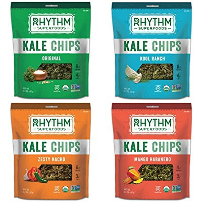 We've got multiple superfood snack lines and oodles of flavors to keep you in your groove.