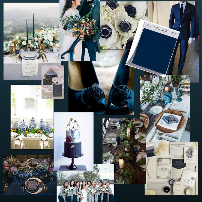 pantone spring 2018 - sailor blue