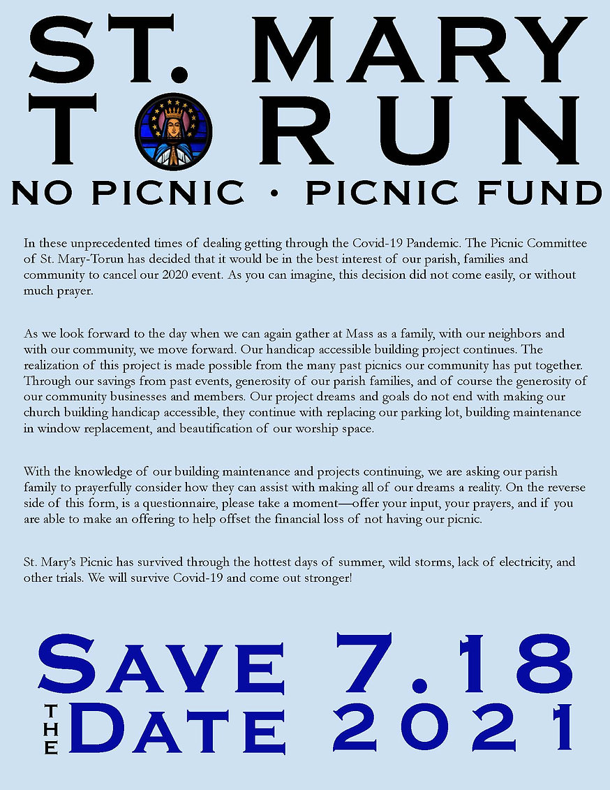 No Picnic Picnic Fund donation form_Page