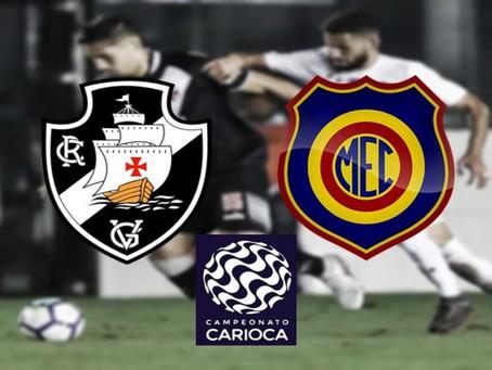 Pré-jogo: Vasco x Madureira
