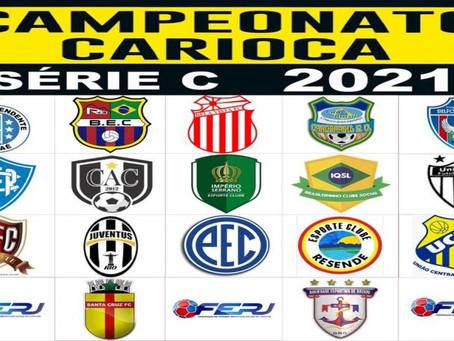Início da Série C do Campeonato Carioca é definido